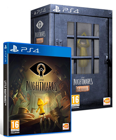 Little-nightmare-six-edition