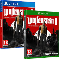 Wolfenstein II PS4-XBOXONE